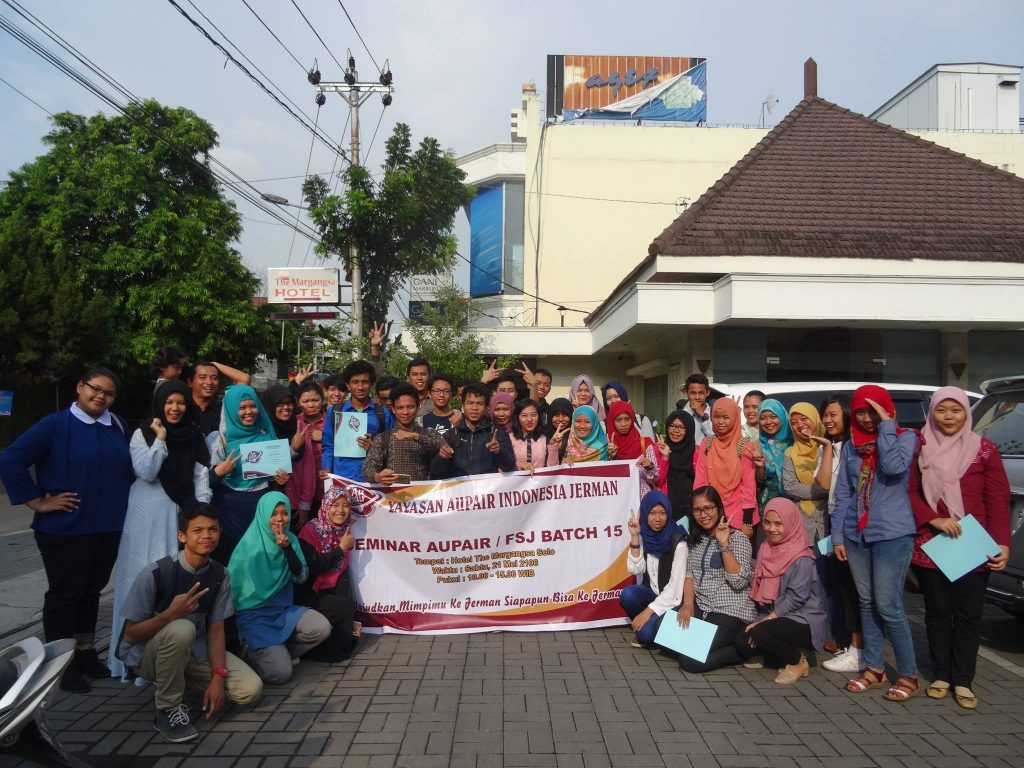Seminar Aupair Indonesia Jerman