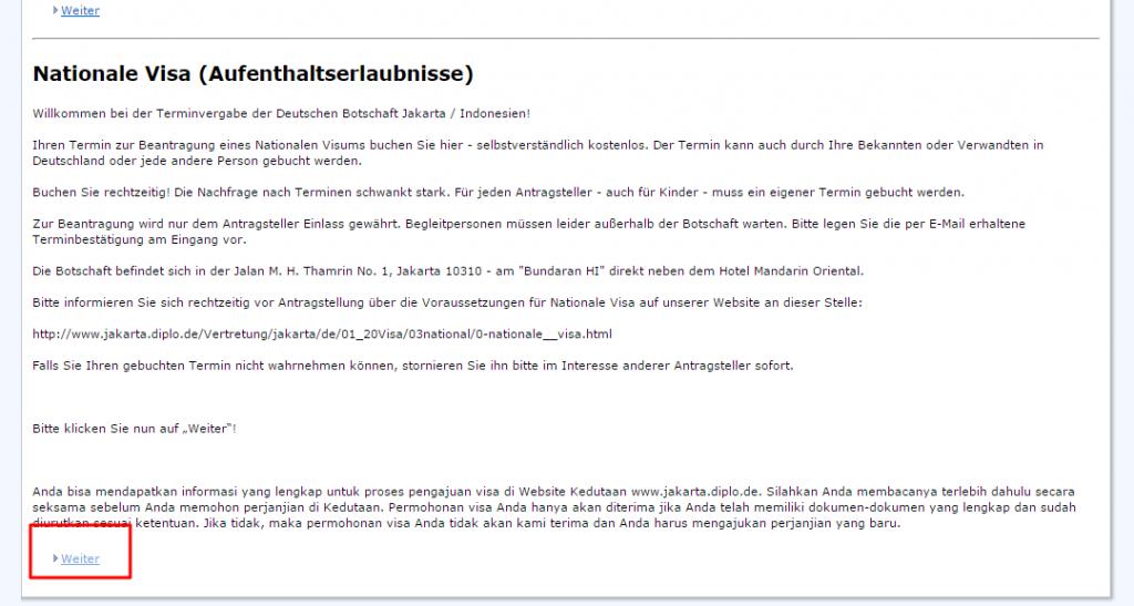 Aupair Indonesia Jerman