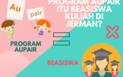 Program Aupair Itu Beasiswa Kuliah Di Jerman?